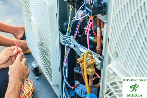 aire acondicionado bajo consumo hogar